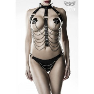3-teiliges Kettenharness-Set 14503 - XS-XL