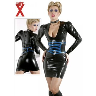 Latex-Kleid XL