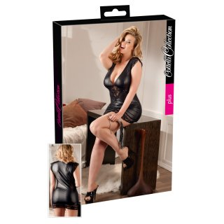 Wetlook-Kleid